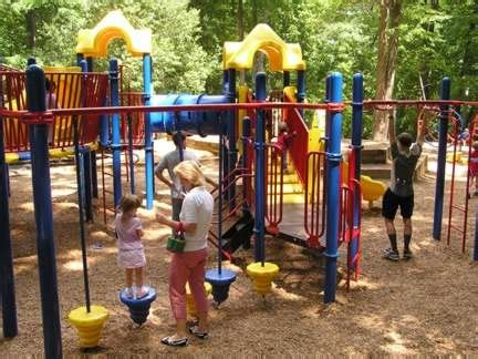 Cabin Playground by Cabin Regional Park Playground For The
