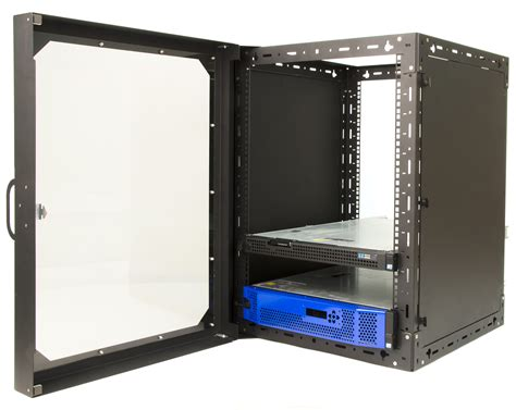 wall mount server cabinet rack solutions introduces new 15u wall mount rack