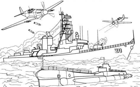 dessin en ligne bateau coloriage bateau militaire dessin gratuit 224 imprimer