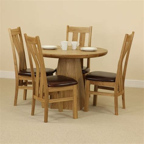 provence solid oak dining set 3ft 7 quot table