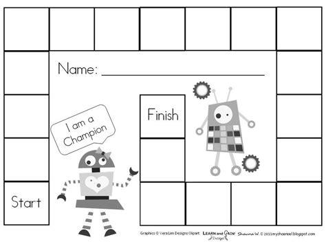 Printable Board Templates For Teachers