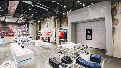 athletic shoe stores chicago new brand store opens in chicago nba sporting news