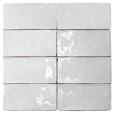 shop for lancaster bianco 3x6 ceramic tiles at tilebar com