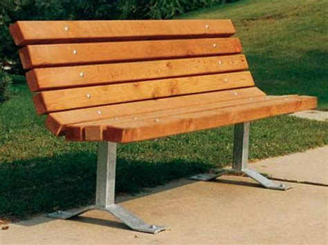 how to build a park bench outdoor park bench design plans tips before making a