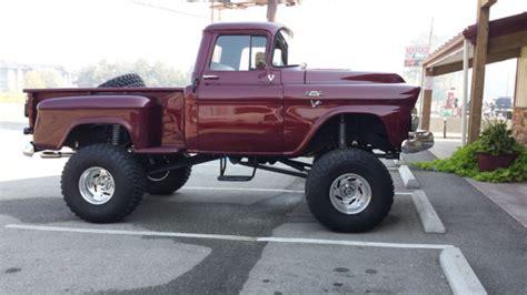 1958 gmc 4x4 truck
