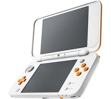 Xl Xl Xl nintendo 2ds xl white orange deals pc world