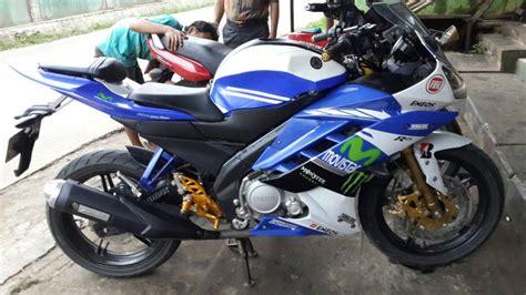 Cover Tandem Yamaha R15 V2 Original Yamaha yamaha vixion modif r15 edisi movistar tangki r25 bisa
