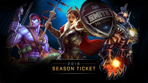 Smite Codes Giveaway - smite free 2016 season ticket codes giveaway 1 winners announced