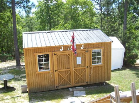 Bar Sheds For Sale by Shed Tiki Bar South Carolina 29841 Augusta Area