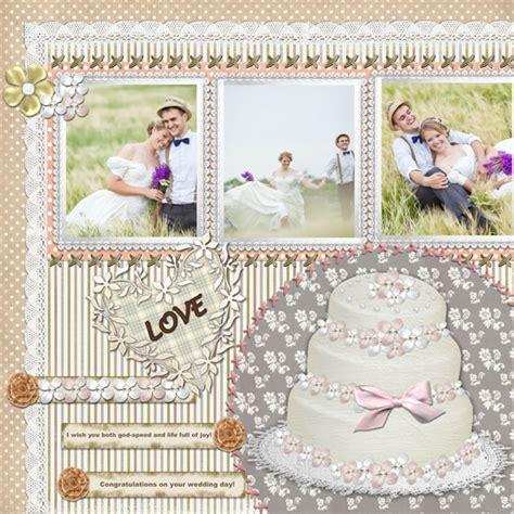 scrapbook templates wedding wedding scrapbook templates wedding scrapbook designs