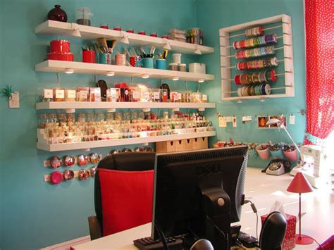 craft room shelving ideas 14 ideas to help you organize your craft room