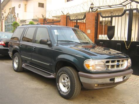 Jeep Explorer Ford Explorer Jeep For Just 1 1m Sold Autos Nigeria