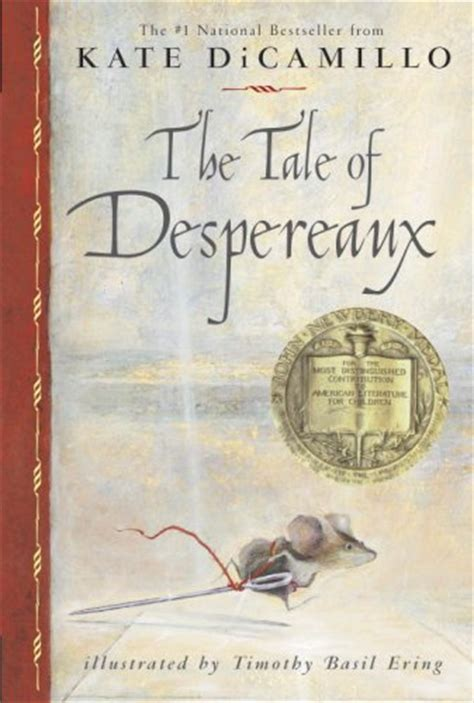 the tale of despereaux book report the tale of despereaux by kate dicamillo book