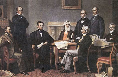 abraham lincoln s cabinet