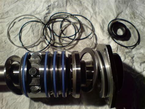 How To Rebuild A Power Steering Rack by Steering Rack Rebuild Assembly Lube Rennlist