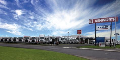 paccar australia paccar dealer of the month bmg kenworth daf mount