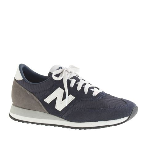 new balance 620 sneaker new balance 620 sneakers in blue navy lyst