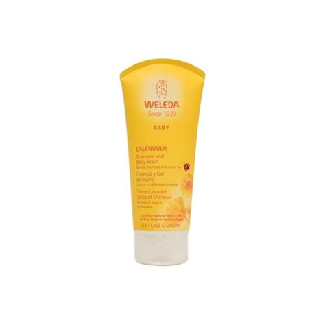 gel weleda calendula gel by weleda baby bath and shower gel budwig center store experts in budwig diet