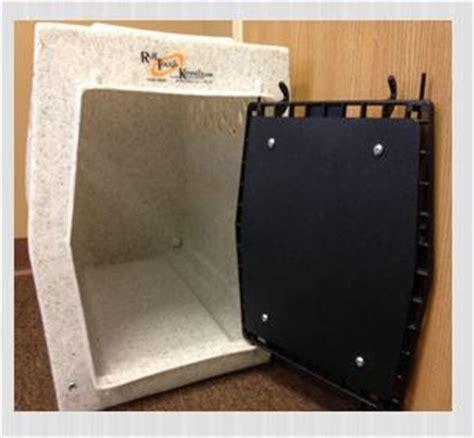 dog house door covers ruff tough kennel door cover medium