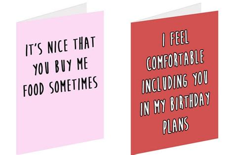 bad valentines cards 13 s day cards for who are bad at feelings