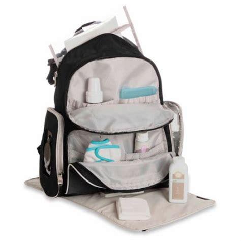 Target Party Decorations Graco Gotham Backpack Diaper Bag Black Gray Walmart Com