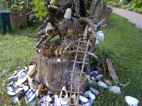 gnome house fairy houses