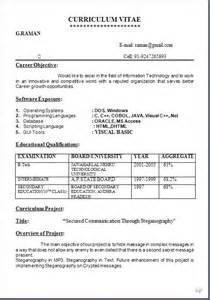 resume models free
