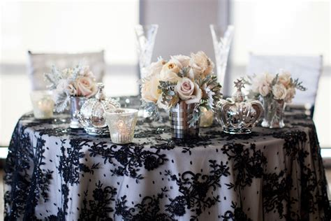 lace table overlays where can i find black mesh lace overlays like these pics included weddingbee