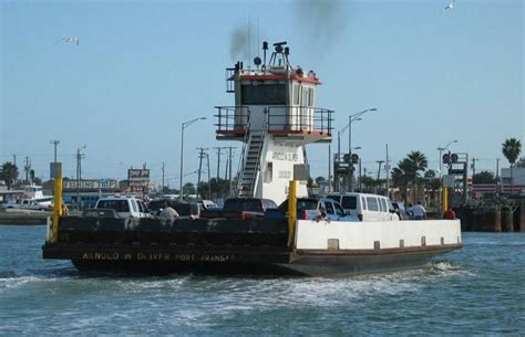 ferry boat uses coming to port aransas this weekend don t use the ferry