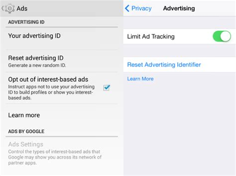 ad tracking android how to stop from tracking you