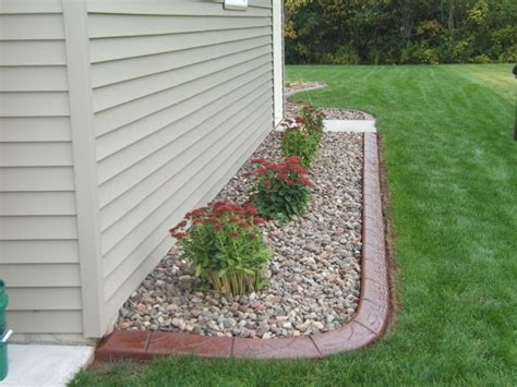 Landscaping Ideas Garage Area 49 Best Images About Curbscape Landscape Curbing Photos