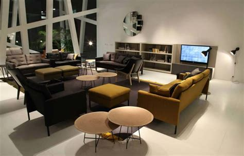 Ligne Roset West End by Ligne Roset Launched Their New 2015 Collections In