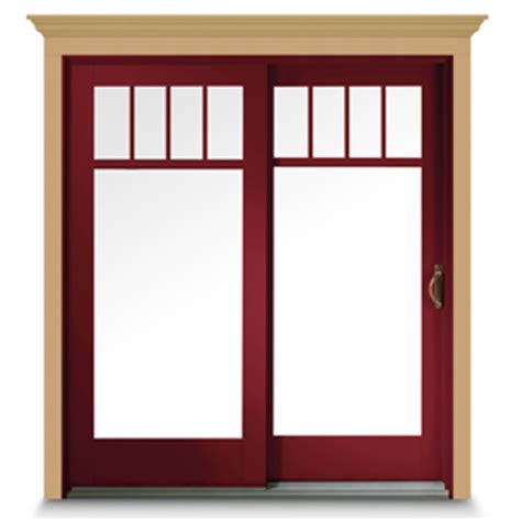 Gliding Patio Doors Andersen 174 A Series Gliding Patio Door