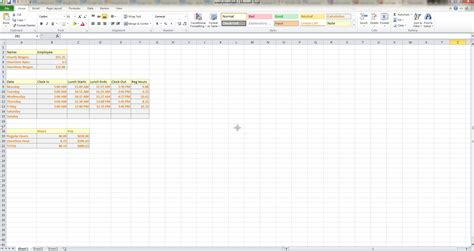 time card calculator excel excel time clock template weekly employee