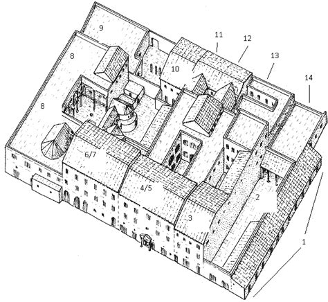 roman insula floor plan 301 moved permanently