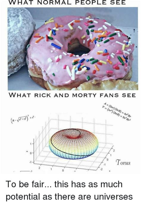 rick and morty fans what normal see what rick and morty fans see 2 0 0