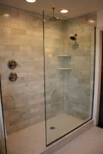 Walk In Bathroom Shower Designs by Walk In Shower Design Ideas