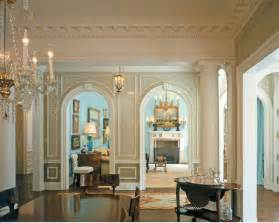 the trim work in georgian colonial homes was always elaborate image top 7 interior design styles hgtv