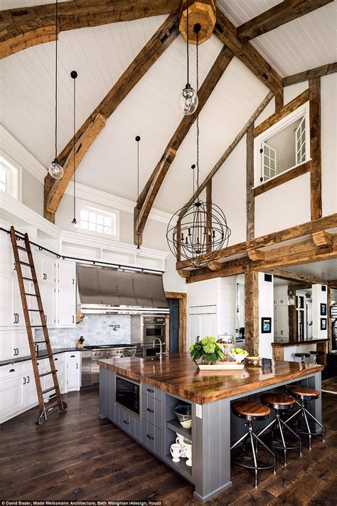 Site Kitchen by Best Of Houzz Prize List Best Kitchens Daily Mail