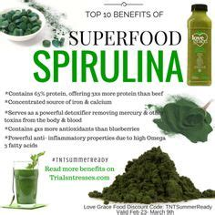 best way to take spirulina to be spirulina and sources of iron on