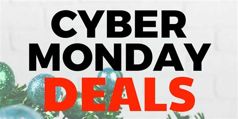 subscription deals cyber monday