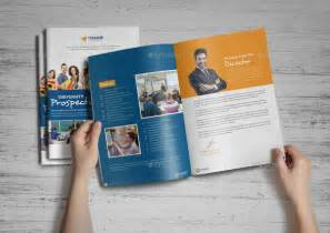 College Brochure Templates by College Brochure Templates 38 Free Jpg Psd Indesign