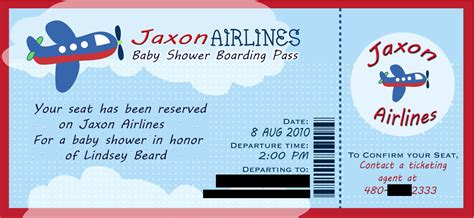 aeroplane template for birthday card baby shower invitations vintage airplane baby shower