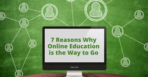 7 Reasons To Your Just The Way It Is by 7 Reasons Why Education Is The Way To Go