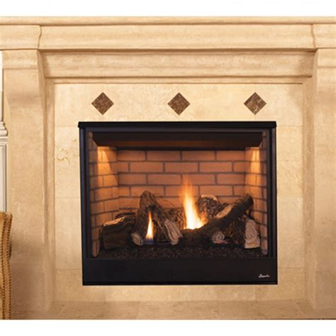 Gas Fireplace Vent by Ihp Superior Drt6300 Direct Vent Gas Fireplace