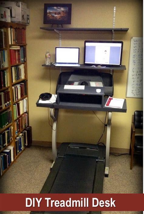 Desk Treadmill Diy Diy Treadmill Desk Homestead Survival