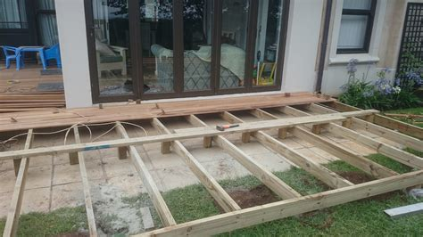 top deck south africa diy timber decking in durban the wood joint