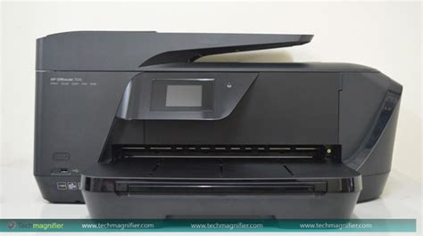 Hp 7510 Officejet A3 All In One Printer hp officejet 7510 review a fast wide format all in one