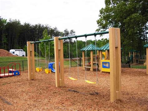 playground swing sets best 25 swing set plans ideas on swing sets