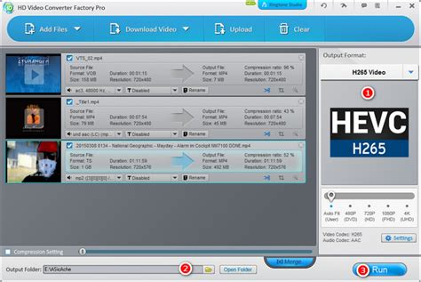 format video hevc best hevc converter convert any video to h 265 hevc and